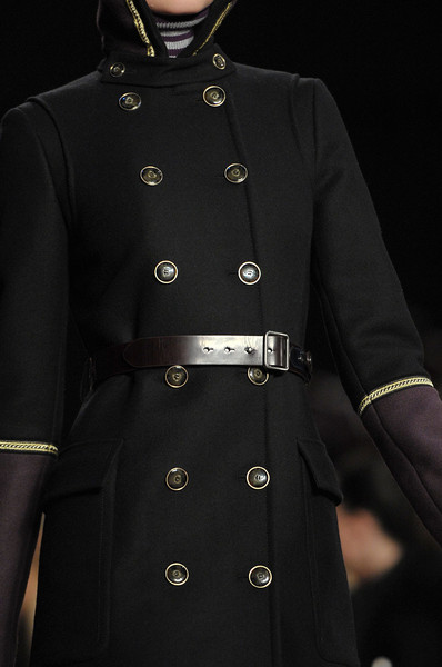 Tommy Hilfiger at New York Fall 2012 (Details)