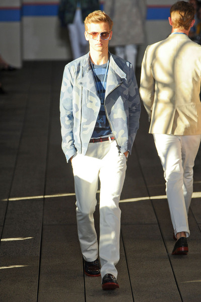 Tommy Hilfiger at New York Spring 2012
