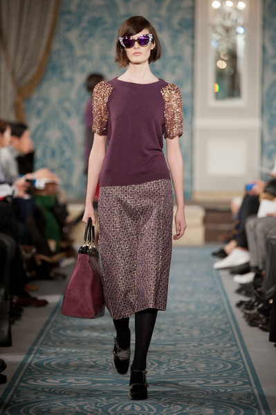 Tory Burch at New York Fall 2013