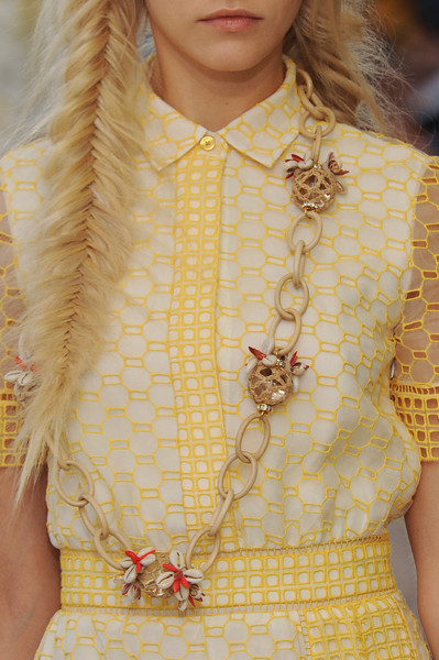 Tory Burch Spring 2013 - Details