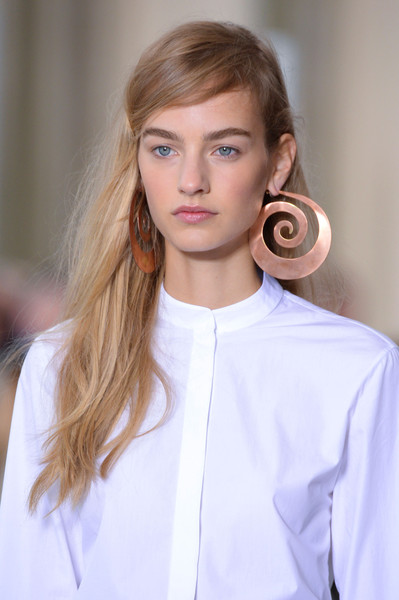 Rose Gold Swirls at Tory Burch