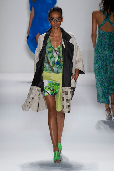 Tracy Reese at New York Spring 2013