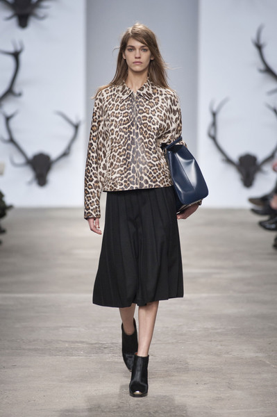 Trussardi 1911 Fall 2013