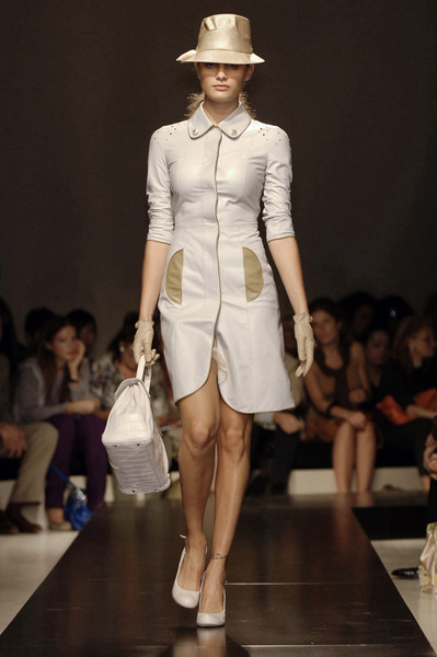 Trussardi 1911 at Milan Spring 2006