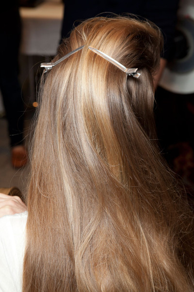 Tsumori Chisato at Paris Fall 2012 (Backstage)