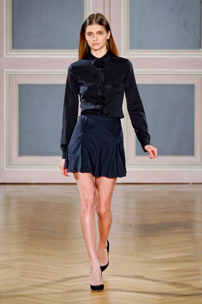 Valentin Yudashkin at Paris Fall 2012