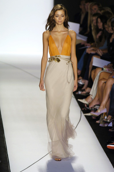 Vera Wang at New York Spring 2005