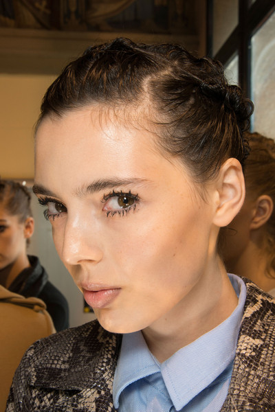 Véronique Leroy Spring 2013 - Backstage