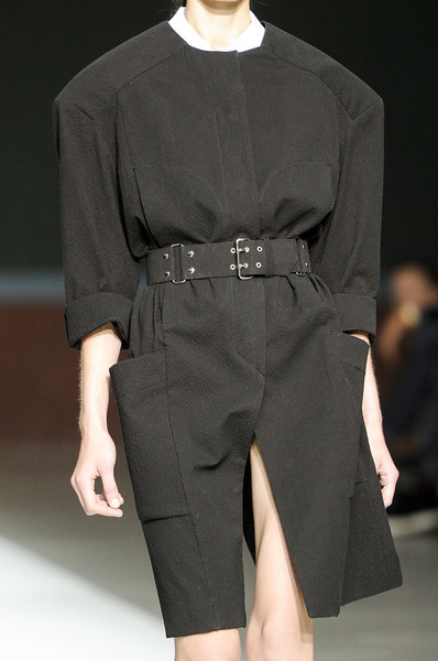 Véronique Leroy at Paris Spring 2013 (Details)