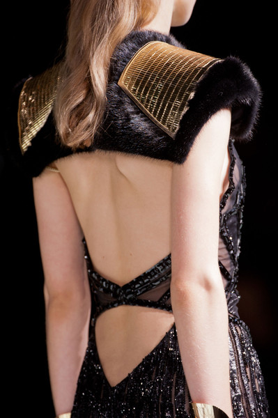 Versace Atelier Spring 2013 Couture