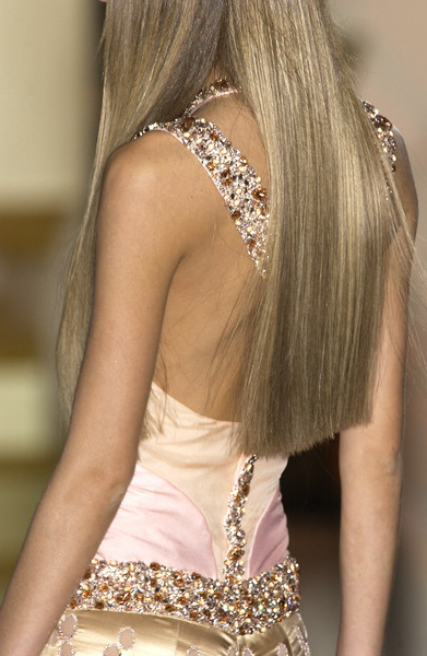 Versace clup Spring 2004 - Details