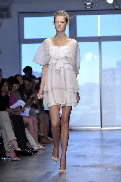 Vicente Villarin at New York Spring 2009