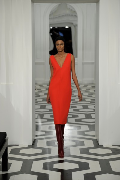 Victoria Beckham Press Office Fall 2011