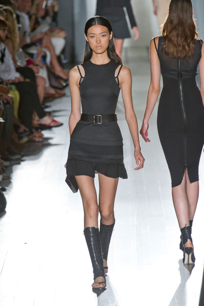 New York Fashion Week Spring 2013, Victoria Beckham