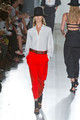 Spotted in the Wild: Victoria Beckham Wears One of Her Spring 2013 Runway Looks