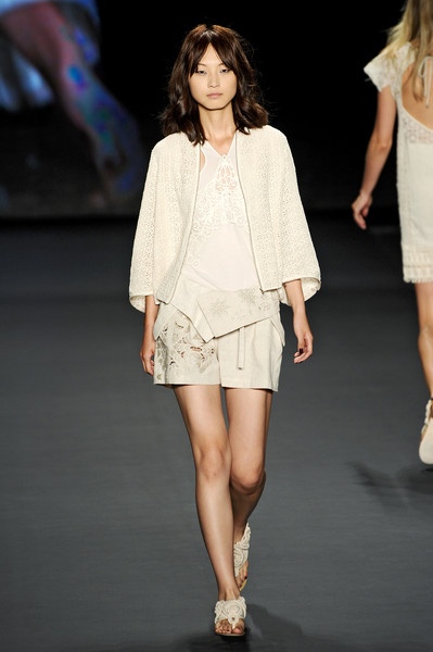 Vivienne Tam at New York Spring 2011