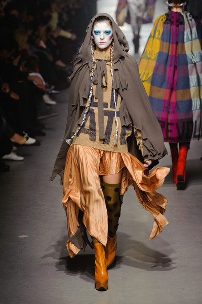 Vivienne Westwood at Paris Fall 2013