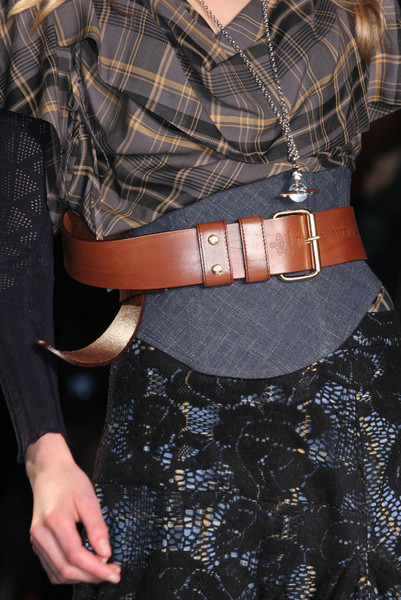 Vivienne Westwood Red Label Fall 2008 - Details