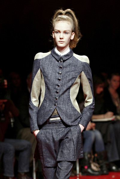 Wunderkind at Paris Fall 2008