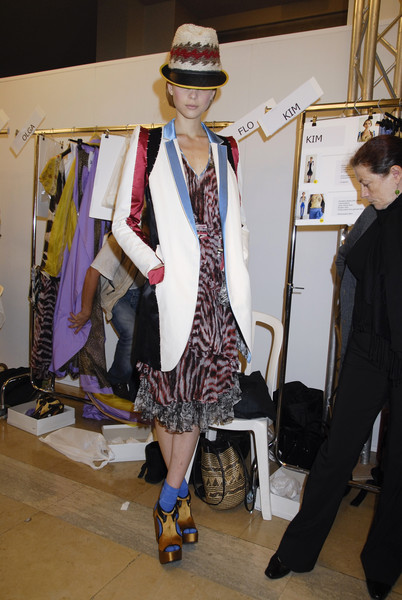 Wunderkind Spring 2008 - Backstage