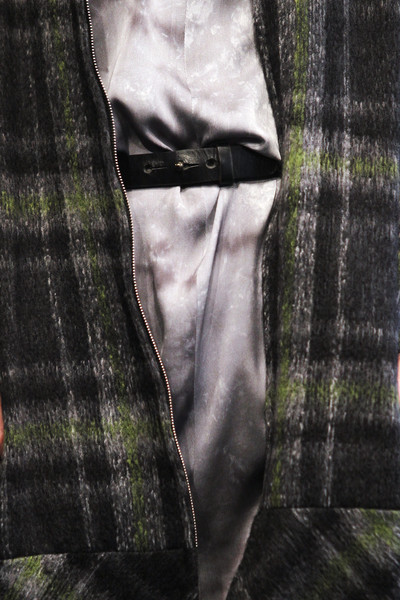 Yeohlee at New York Fall 2010 (Details)