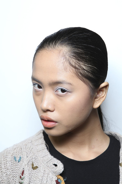 Yeohlee Fall 2011 - Backstage