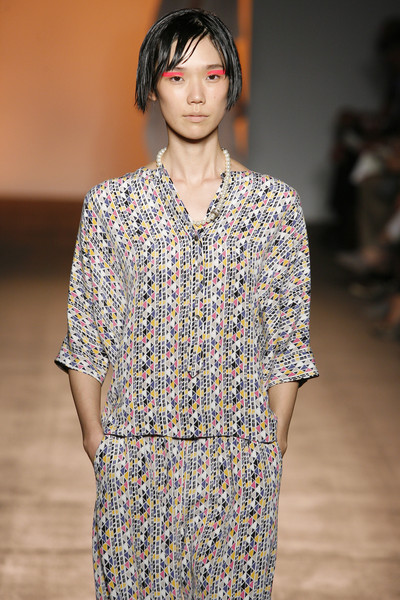 Yigal Azrouël at New York Spring 2011