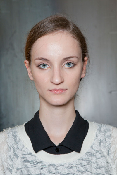 Yigal Azrouël Spring 2013 - Backstage