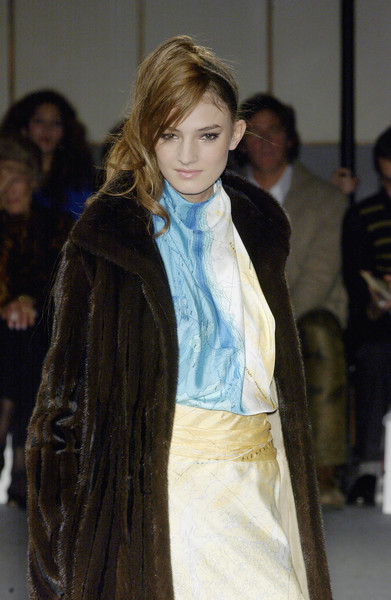 Zac Posen at New York Fall 2003
