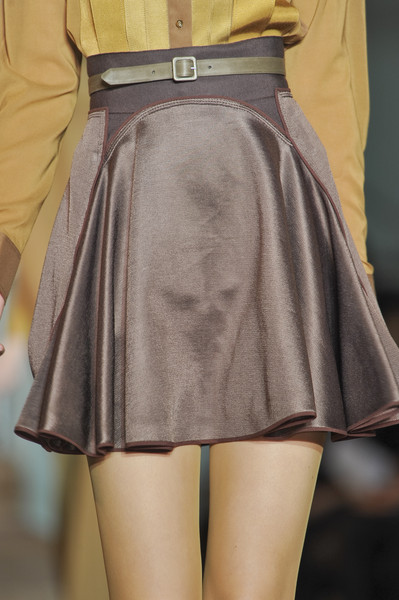 Zac Posen at New York Fall 2010 (Details)