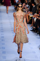 Zac Posen Spring 2013 Show Report: Gorgeous Gowns + Lourdes Ciccone!