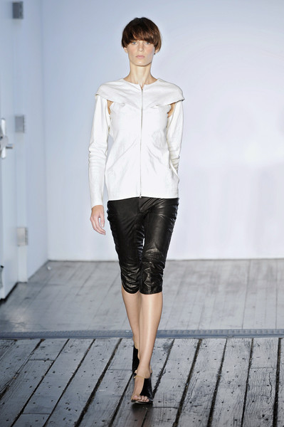 Zero + Maria Cornejo at New York Spring 2010