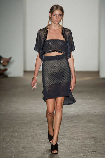 Zero + Maria Cornejo at New York Spring 2013