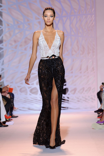 Zuhair Murad at Couture Fall 2014