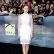 "Saoirse Ronan at 'The Twilight Saga: Breaking Dawn - Part 2"" Premiere"