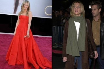 Fashion Flashback: Jennifer Aniston