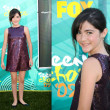 Isabelle Furhman in Purple Sequins