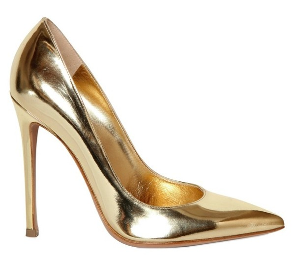 "Shoe of the Day - ""Mirror"" by Gianvito Rossi"
