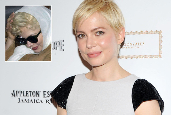 y7NMbGDDQQl Michelle Williams Previews Her Marilyn Monroe Transformation on the Cover of Vogue