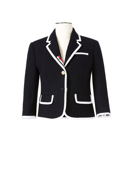 Thom Browne's Women's Jacket