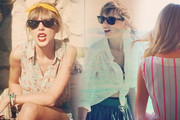 Taylor Swift's Cutest Outfits Captured on Instagram