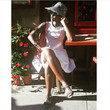 Lupita Nyong'o Chills in Paris