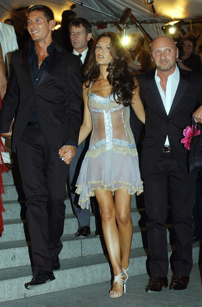 Victoria Beckham In Dolce And Gabbana, 2003