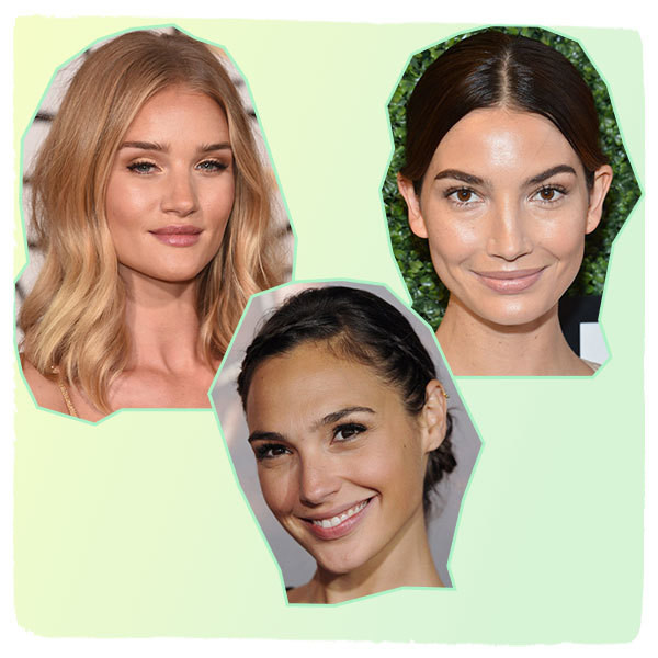Natural Celebrity Makeup Looks We Love