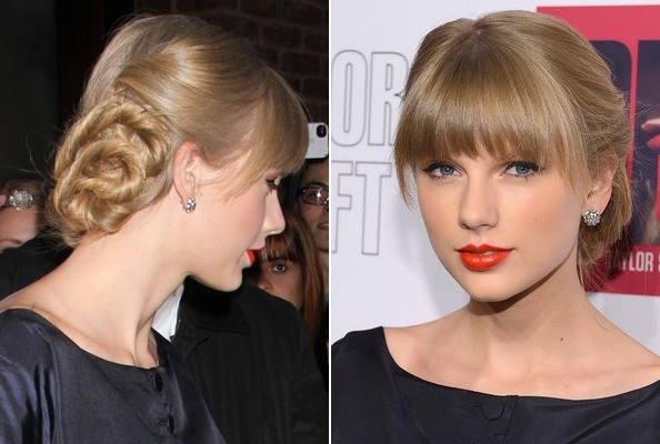 Braid of the Day: Use This Secret Product to Get Super-Sleek Hair Just Like Taylor Swift