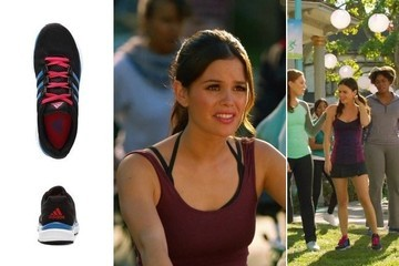 Rachel Bilson's Adidas Running Shoes on 'Hart of Dixie'
