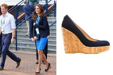 Found: Kate Middleton's Wedges