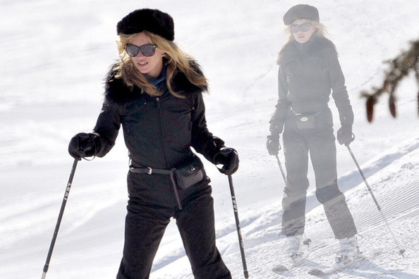 Celebrity Ski and Snowboard Attire