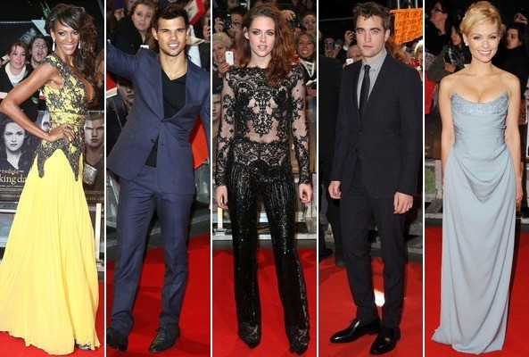 'The Twilight Saga: Breaking Dawn - Part 2' London Premiere