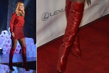The Legend of the Red Boots: Why Every Woman Needs a Pair
